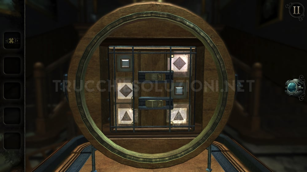 Soluzioni The Room Old Sins Ultimo puzzle