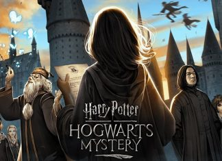 Trucchi Harry Potter Hogwarts Mystery