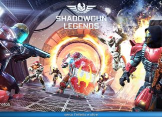 Trucchi Shadowgun Legends
