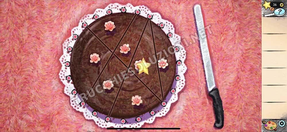 Soluzioni Painted Worlds Capitolo 2 Tagliare torta