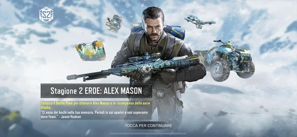 Trucchi Call of Duty Mobile Stagione