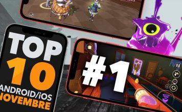 TOP 10 Nuovi Giochi più Belli Android iOS 2020 Novembre 1