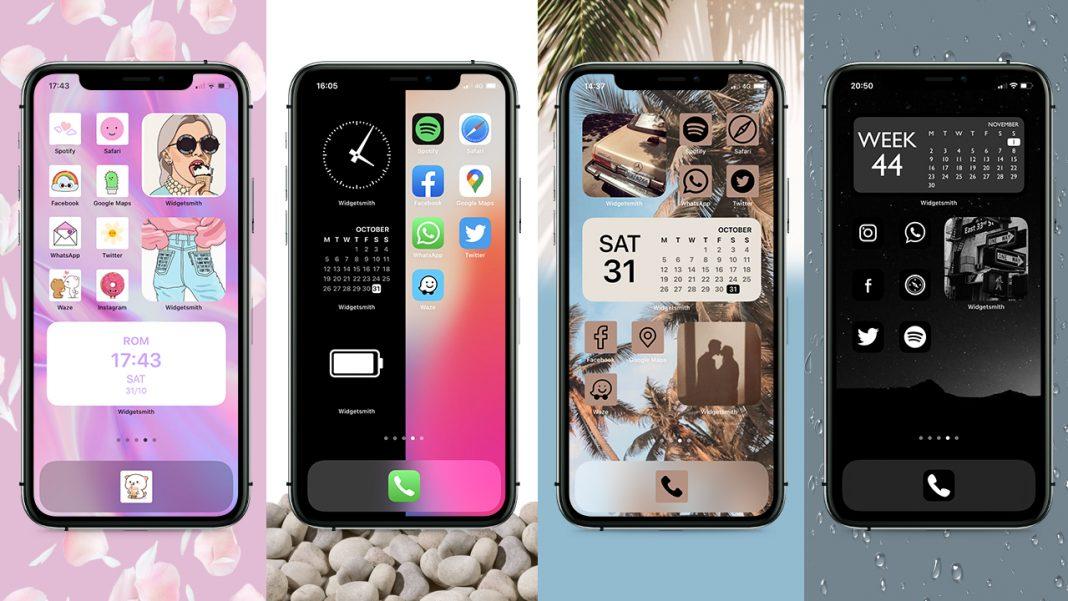 iOS 14 personalizzare homescreen iPhone