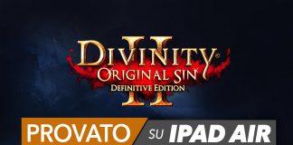 Divinity Original Sin 2 iPad Recensione