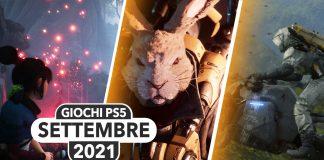 Giochi PS5 in uscita Settembre 2021 - Deathloop, Death Stranding, Kena, FIST